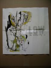 LOW THE INVISIBLE WAY OFFICIAL PROMO POSTER ADVERT CM 61x61