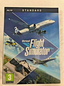 Microsoft Flight Simulator 2020 for Windows 10 PC (10 DVDs) NEW!