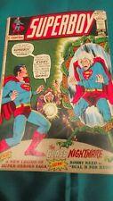 SUPERBOY #184 F, LEGION OF SUPER-HEROES, 52 pages, DC Comics 1972