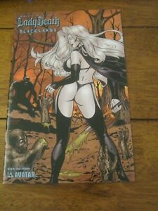 Lady Death:  Blacklands #  2 Nov 2006 - Premium Variant - Avatar            ZCO1