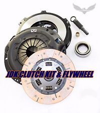 JDK Dual Friction Ceramic | HD Clutch KIT & Flywheel FITS 89-98 SILVIA CA18DET