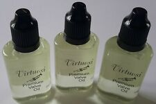 More details for 3 bottles of virtuosi trumpet valve oil lubricant @free postage@