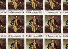 1977 Washington at Princeton Sheet of 40 US 13c Stamps 1704 MNH OG