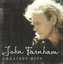 John Farnham : Greatest Hits CD (2009) ***NEW*** FREE Shipping, Save £s
