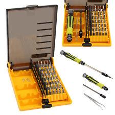 45 In 1 Precision Torx Screwdriver set Hexagonal Star Tweezer Repair Tool Hot