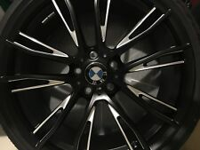 """Genuine bmw 3 & 4 series F30 F31 F32 F33 F36 20"""" inch wheel set style 624M"""