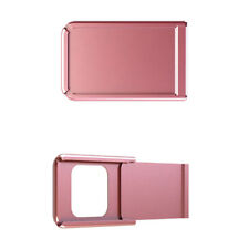 Metal Webcam Shutter Cover Magnetic Slider Camera Cover for Laptop iPad Phone PC