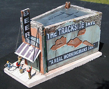 Downtown Deco  The Trackside Tavern KIT 1040