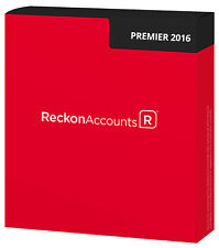 Reckon Accounts Premier 2016 Retail Box 2 User- No Subscription Required