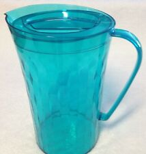 TUPPERWARE ICE PRISMS Pitcher & Bowls
