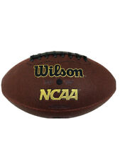 Wilson Ncaa Official Size Football Tackified New fast shipping Usa seller