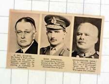 1920 Sir Joseph Byrne Royal Irish Constabulary Dismissed Sir J Harmood-banner