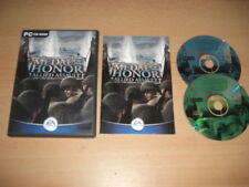 Medal of Honor Allied Assault PC CD ROM Aramco Honour-presque post