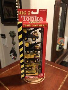 Maisto Big 5 Series Tonka Mighties II Die Cast  1:64 New In Box