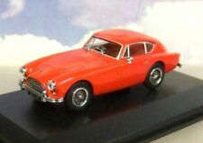 OXFORD DIECAST 1/43 1959 AC ACECA (BRISTOL) COUPE RED WITH RED INTERIOR 43ACE002