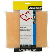 Aqua-One Cut to Size Ammonia Remover Filter Pads 25.4 x 45.7 cm