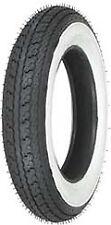 Shinko SR550 Series Tire front or rear 3.50-8 - White Wall 87-4250 87-4250