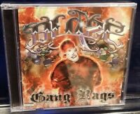 Blaze Ya Dead Homie - Gang Rags CD psychopathic records insane clown posse icp