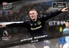 Topps Now 2017/18 Wayne Rooney 200 Club! LIMITED EDITION
