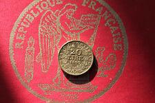 Stato Pontificio Pie IX 1846-1870) 20 Lire piccolo 1866  XXI  Roma 20 Fr RARE