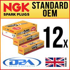 12x NGK BP7EFS (3526) Standard Bougie * prix de gros Vente *