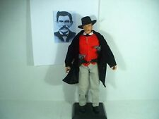 "Doc Holliday Tombstone OK Corral gambler gunfighter Old West 1/6 12"" figure"