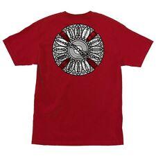 Independent Trucks PRECISION Skateboard Shirt CARDINAL RED XL