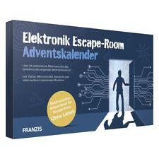Franzis Adventskalender Elektronik-Escape Room Bausatz Weihnachtskalender