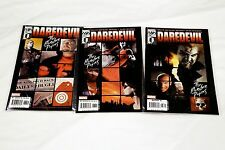 Daredevil #76 77 78 456 457 458 2005, Marvel LOT Murdock Papers