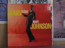 MARV JOHNSON, MARVELOUS - DOO WOP SOUL LP UAL 3081