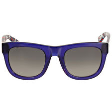 Gucci Blue Multi-Color Wayfarer Sunglasses