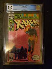 X-Men 138  CGC 9.0  Cyclops quits!