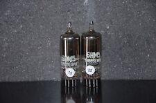 6HM5 EC900 EI Yugoslavia - Platinum matched pair (Little Dot Amp)  FREE SHIPPING