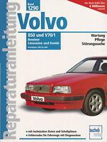 VOLVO 850 & V70/1 1992-2001 Reparaturanleitung Reparatur-Buch/Handbuch/Wartung