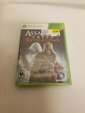 Assassin's Creed: Revelations (Microsoft Xbox 360, 2011) Factory Sealed!!!