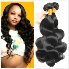 "16""18""20"" Body Wave 3Bundles Unprocessed Human Hair Extensions 150G"