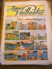 Ames Vaillantes 1948 - lot de 17 n°  Fleurus