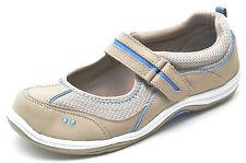 Ryka JAZZE Grey Gray Mary Janes Sneakers Walking Shoes Women's 6 - NEW