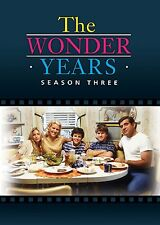 The Wonder Years . Season 3 . Wunderbare Jahre Staffel . Fred Savage . 4 DVD NEU