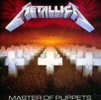 Metallica - Master of Puppets - Metallica CD VEVG The Fast Free Shipping