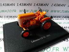 TR39 Tracteur 1/43 universal Hobbies n° 92 LABOURIER LD 15 1951
