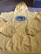 Dirty Rotten Scoundrels Broadway Musical Hoodie Adult XL Opening Night Gift