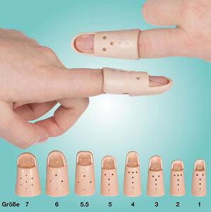 Sanostax Stack Fingerschiene nach Stack Fingerschienen Schiene / ver. Größen 1-7