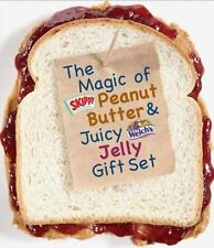 MAGIC OF SKIPPY PEANUT BUTTER & WELCH'S JELLY BOOK SET RECIPE KIDS COOKING