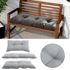 More details for garden bench cushion seater indoor & outdoor chair cushions super thick seat pad