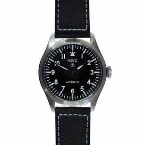 "MWC Classic LTD Edition XL (1.81"" / 46mm) Automatic Military Pilots Watch"