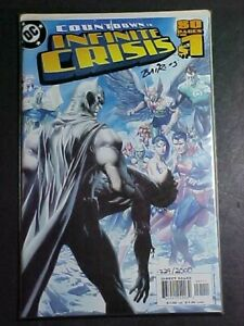 MICHAEL BLAIR SIGNED COUNTDOWN TO INFINITE CRISIS! DYNAMIC FORCES! NM- 2005 DC