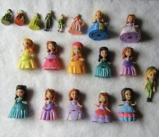 Sofia the First and friends figure bundle