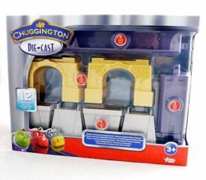 Chuggington Set Accessories Bridge And Gallery