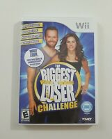 The Biggest Loser Challenge Nintendo Wii 2010 THQ